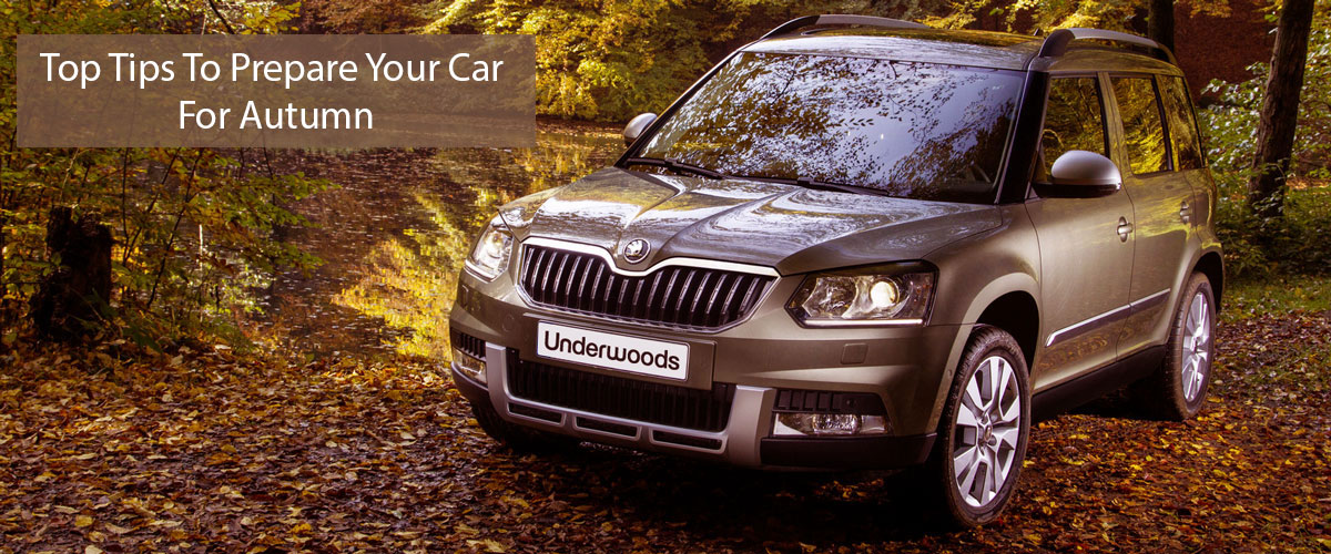 Top Tips To Prepare Your Car For Autumn