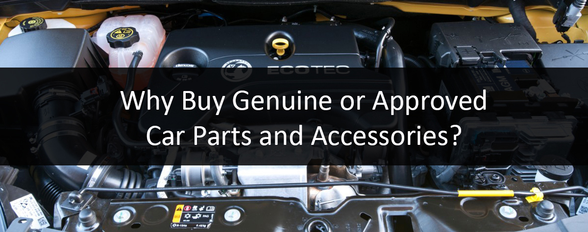 Hy Buy Genuine or Approved Car Parts and Accessories