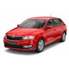 Skoda Rapid Spaceback 2012 onwards