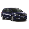 Vauxhall Zafira C Tourer (2011 onwards) Parts and Accessories