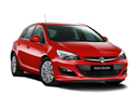 Vauxhall Astra J (2009-2016) Parts and Accessories