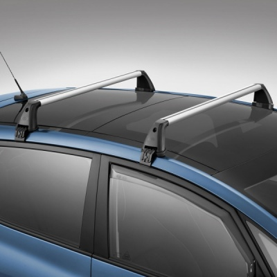 Genuine Kia Venga (2010-2015) Roof Rack - Aluminium