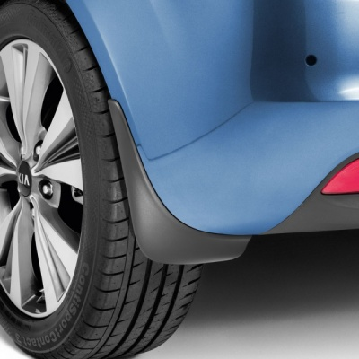 Genuine Kia Venga Mud Guards - Rear