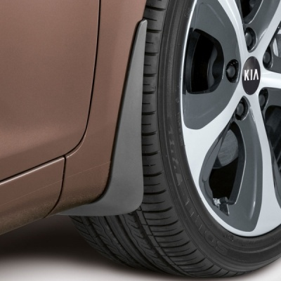 Genuine Kia Carens Front Mudflaps