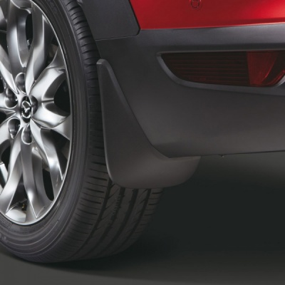 Genuine Mazda CX-3 Mud Flaps - Rear