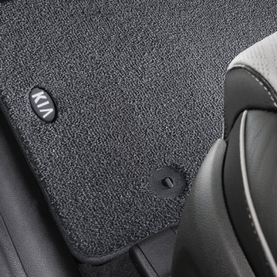 Genuine Kia Sportage Premium Tailored Velour Mats
