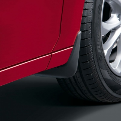 Genuine Mazda2 Mud Flaps - Rear