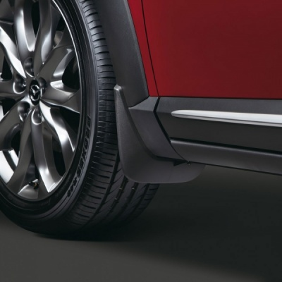 Genuine Mazda CX-3 Mud Flaps - Front