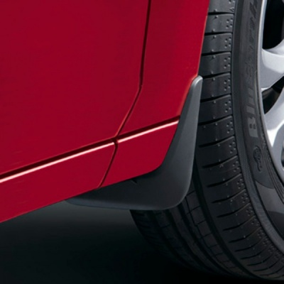 Genuine Mazda MX-5 Mud Flaps - Rear
