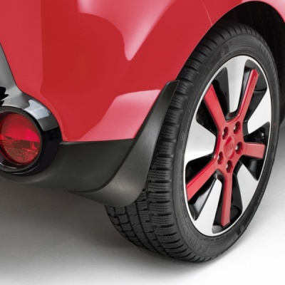 Genuine Kia Soul  Mud Guards - Rear
