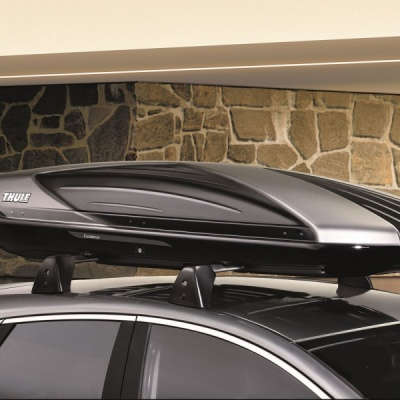 Genuine Vauxhall  Zafira C Tourer Roof Bars - Vehicles Without Rails