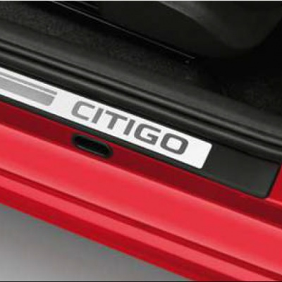 Genuine Skoda Citigo Door Sill Covers for 5Dr Vehicles
