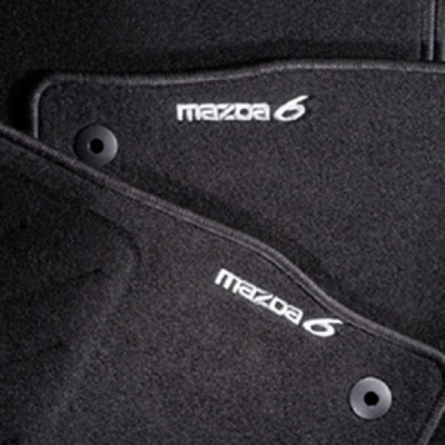Genuine Mazda6 2009-2012 Velour Floor Mats