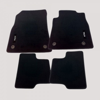 Genuine Vauxhall Astra K Tailored Carpet Mats