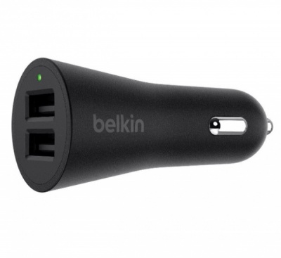 Belkin 2-Port Universal Car Charger