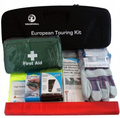 European Touring/Travel Kit