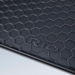 Genuine Kia Rio Tailored Rubber Mats