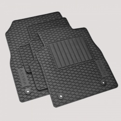 Genuine Vauxhall  Astra J Rubber Floor Mats (Set Of 4)