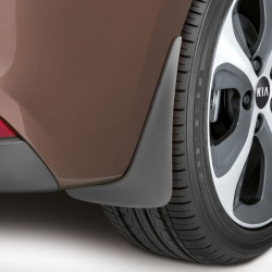 Genuine Kia Carens Rear Mudflaps