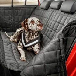 Genuine Skoda Back Seat Protection
