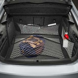 Genuine Skoda Superb Netting system - in silver colour