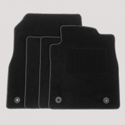 Genuine Vauxhall Cascada Carpet Mats with Heel Pad