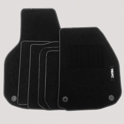 Genuine Vauxhall Zafira B Carpet Mats with Heel Pad