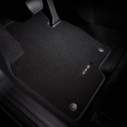 Genuine Mazda CX-5 (2017 onwards) Velour Floor Mats