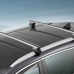 Genuine Kia Sportage Roof Rail Cross Bars - Aluminium
