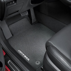 Genuine Kia Optima  Carpet Mats - Tailored