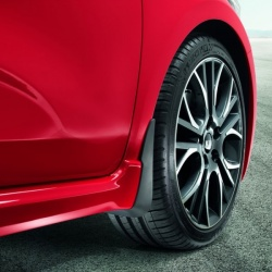Genuine Kia Pro_Cee'd  GT Mud Guard Kit - Front