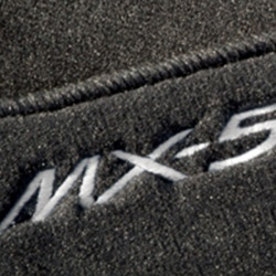 Genuine Mazda MX-5 Luxury Velour Floor Mats