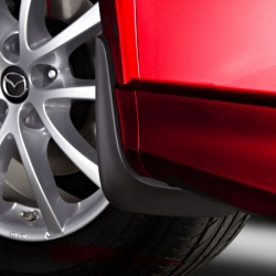 Genuine Mazda CX-5 Mud Flaps - Front