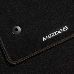 Genuine Mazda6 Velour Floor Mats