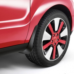 Genuine Kia Soul  Mud Guards - Front
