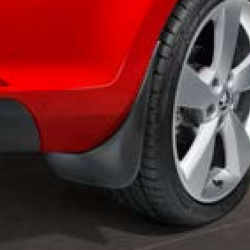 Genuine Skoda Rapid Spaceback Rear mud flaps