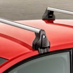 Genuine Skoda Rapid Spaceback Basic roof rack