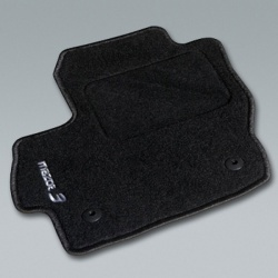 Genuine Mazda3 Facelift (2011- 2013) Velour Mats