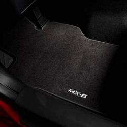 Genuine Mazda MX-5 Floor Mats ''Standard''