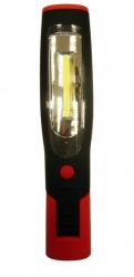 3W Cob Lamp(Torch) + Top Mounted LED