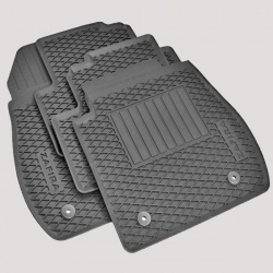 Genuine Vauxhall Zafira C Tourer Rubber Floor Mats – Set Of Four