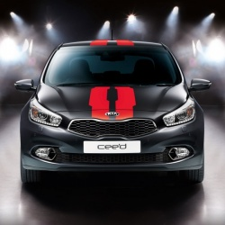 Genuine Kia Pro_Cee'd  Racing Stripe