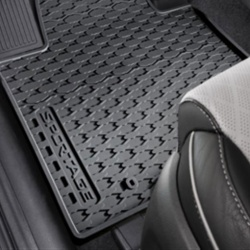 Genuine Kia Sportage Rubber Floor Mats